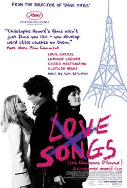 Love Songs - Christophe Honoré