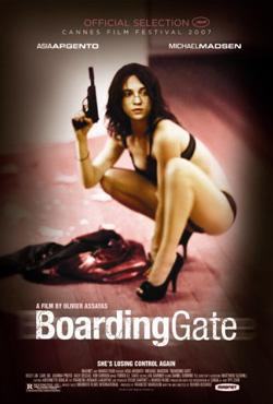Boarding Gate - Olivier Assayas