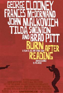 Sadedzināt pēc izlasīšanas - Ethan Coen;Joel Coen