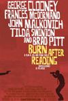 Sadedzināt pēc izlasīšanas, Ethan Coen, Joel Coen