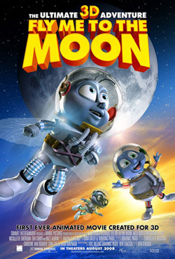 Fly Me to the Moon 3D - Ben Stassen;Mimi Maynard