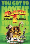 Madagaskara 2, Eric Darnell, Tom McGrath