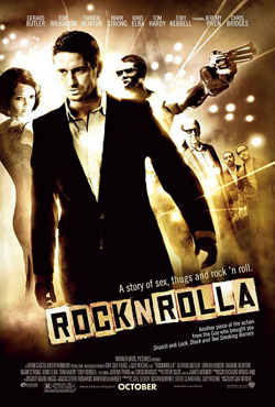 Rokenrolleris - Guy Ritchie