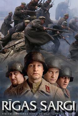 Defenders Of Riga - Aigars Grauba