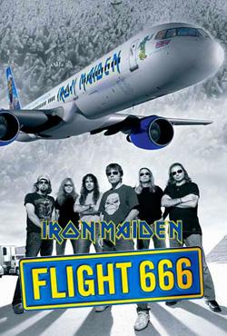 Iron Maiden: Reiss Nr. 666 - Sam Dunn;lScot McFadyen