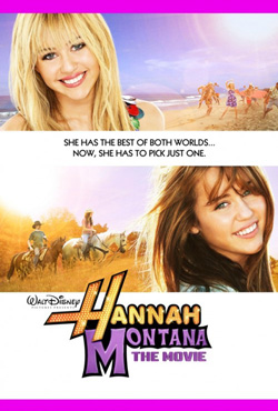 Hannah Montana: The Movie - Peter Chelsom