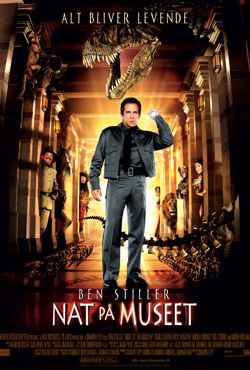 Night at the Museum 2: Escape from the Smithsonian - Shawn Levy