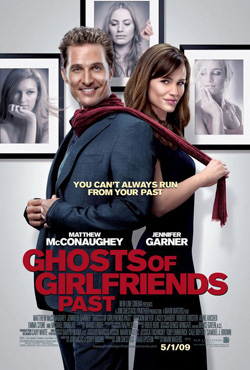 The Ghosts of Girlfriends Past - Mark Waters