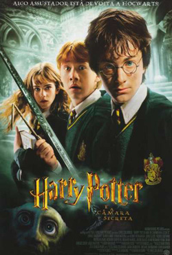 Harry Potter and the Chamber of Secrets - Chris Columbus