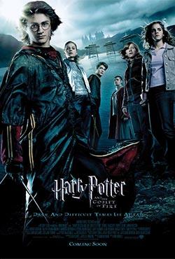 Harijs Poters un uguns biķeris - Mike Newell
