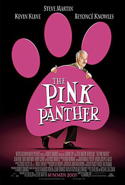 The Pink Panther - Shawn Levy
