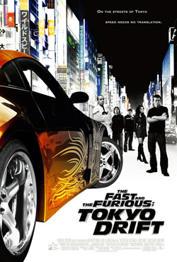 The Fast and the Furious 3: Tokyo Drift - Justin Lin