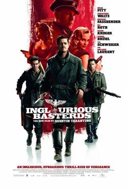 Inglorious Basterds - Quentin Tarantino;Eli Roth
