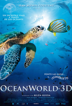 OceanWorld 3D - Jean-Jacques Mantello