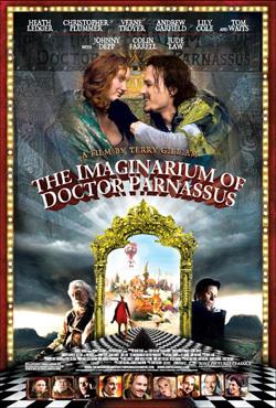 Воображариум доктора Парнаса - Terry Gilliam