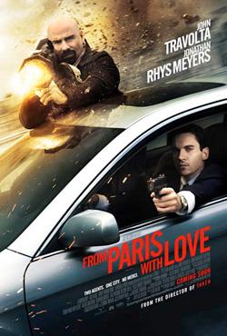 Из Парижа с любовью - Pierre Morel