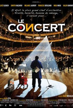 Koncerts - Radu Mihaileanu