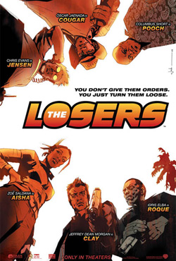 The Losers - Sylvain White