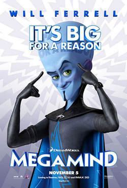 Megamind - Tom McGrath