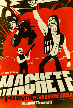 Mačete - Ethan Maniquis;Robert Rodriguez