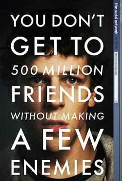 Социальная сеть - David Fincher
