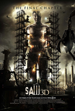 Saw 3D: The Final Chapter - Kevin Greutert