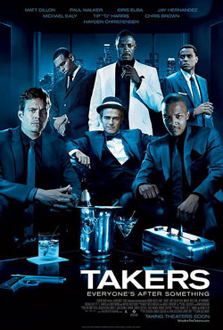Takers - John Luessenhop