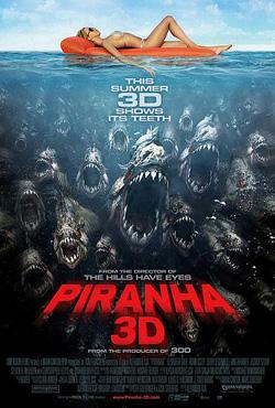 Piranha 3D - Alexandre Aja