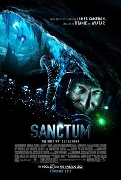 Sanctum - Alister Grierson