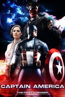 Kapteinis Amerika: Pirmais atriebējs - Joe Johnston