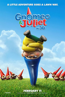 Gnomeo and Juliet - Kelly Asbury