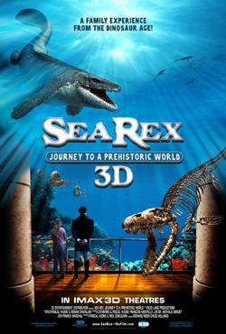 Sea Rex: Jūras dinozauri 3D - Ronan Chapalain;Pascal Vuong