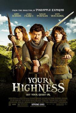 Your Highness - David Gordon Green