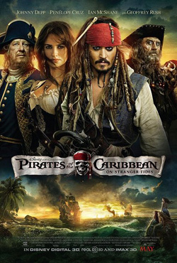 Пираты Карибского моря: На странных берегах - Rob Marshall