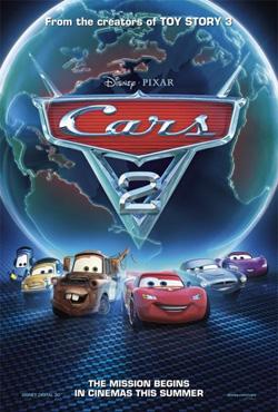 Тачки 2 - John Lasseter;Brad Lewis