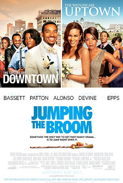 Jumping the Broom - Salim Akil