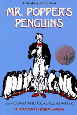Пингвины мистера Поппера - Mark Waters