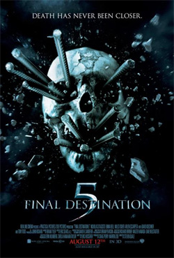 Final Destination 5 - Steven Quale