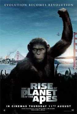 Pērtiķu planētas sākotne - Rupert Wyatt
