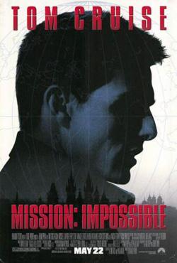 Neiespējamā misija - Brian De Palma