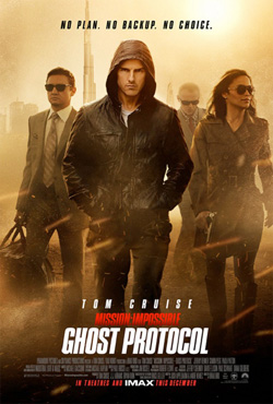 Mission: Impossible 4 - Ghost Protocol - Brad Bird
