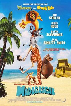 Madagaskara - Eric Darnell;Tom McGrath
