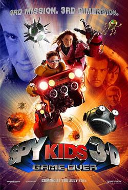 Spy Kids 3: Game Over - Robert Rodriguez
