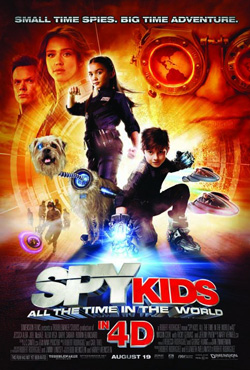 Spy Kids: All the Time in the World - Robert Rodriguez