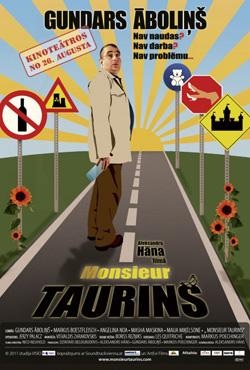 Monsieur Taurins - Aleksandrs Hans