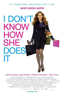 I Don't Know How She Does It - Douglas McGrath