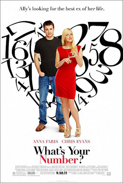 What's your number - Mark Mylod