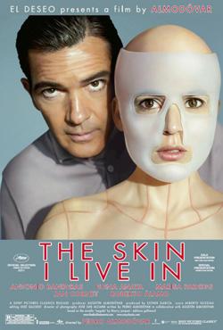 The Skin I Live In - Pedro Almodovar