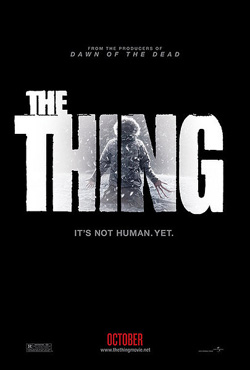 The Thing - Matthijs van Heijningen