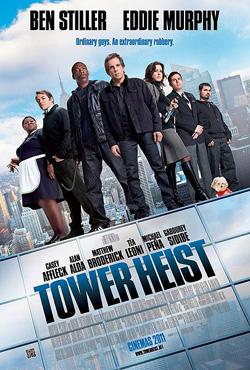 Tower Heist - Brett Ratner